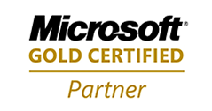 gold Partner, Microsoft, certified, partnership