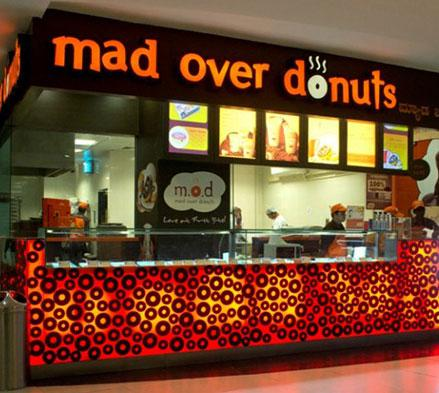 donuts, mad over donuts